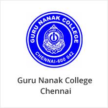Guru Nanak College Chennai